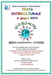 Festa  Interculturale 2019