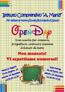 Open Day Scuola Secondaria 2019