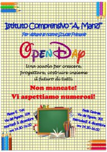 Open Day Scuola Primaria 2019